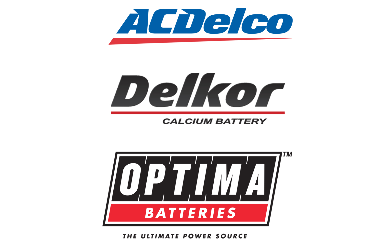 Car Battery Brands Sydney